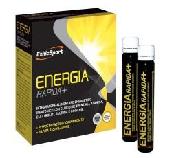 Ethic Sport Energia Rapida+ 10 Fiale da 25 ml