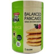 Enervit Enerzona Balanced Pancakes 320 gr Preparato per Pancake Senza Zuccheri