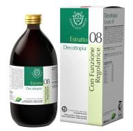Tisanoreica estratto 08 con funzione regolatrice 500 ml