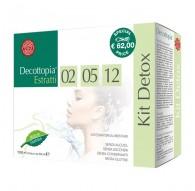 Tisanoreica Kit Detox Estratto 02 - 05 -12 500 ml