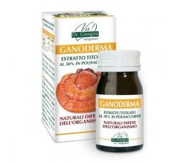 Dr. Giorgini Reishi Ganoderma estratto Titolato 30 g 50 Pastiglie da 500 mg